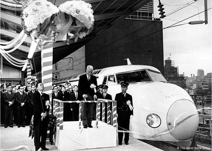 "Японское железнодорожное чудо ""Синкансен"" (4)"