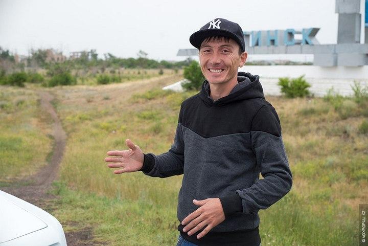 Казахстанский Кулибин сделал Роллс-ройс из Мерседеса (6)