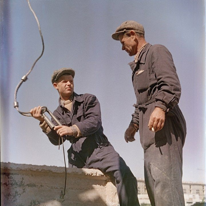Лица Советской эпохи на фотографиях Семена Осиповича Фридлянда (8)