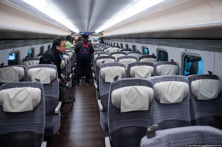 "Японское железнодорожное чудо ""Синкансен"" (9)"