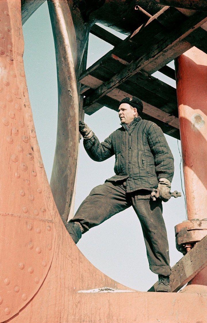 Лица Советской эпохи на фотографиях Семена Осиповича Фридлянда (10)