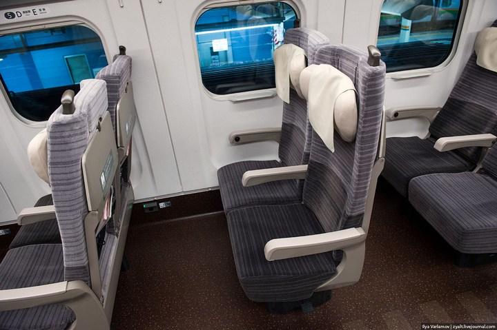 "Японское железнодорожное чудо ""Синкансен"" (10)"