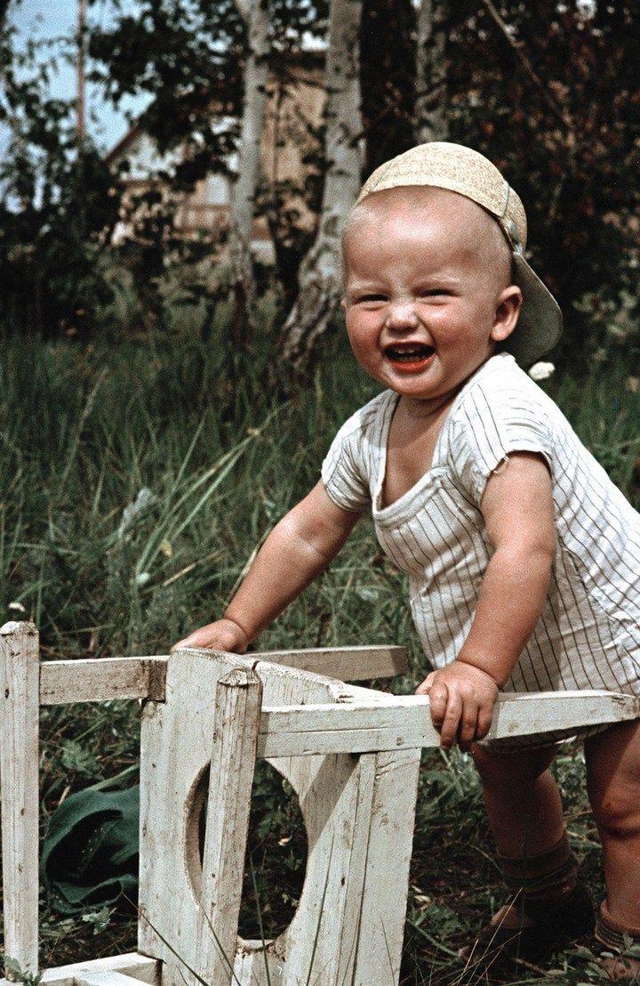 Лица Советской эпохи на фотографиях Семена Осиповича Фридлянда (13)