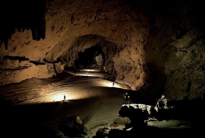 Самая глубокая в мире пещера (14)