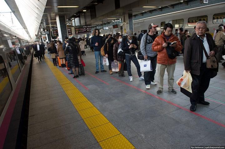 "Японское железнодорожное чудо ""Синкансен"" (14)"