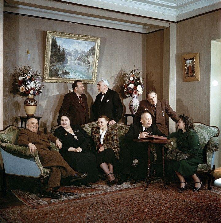 Лица Советской эпохи на фотографиях Семена Осиповича Фридлянда (15)