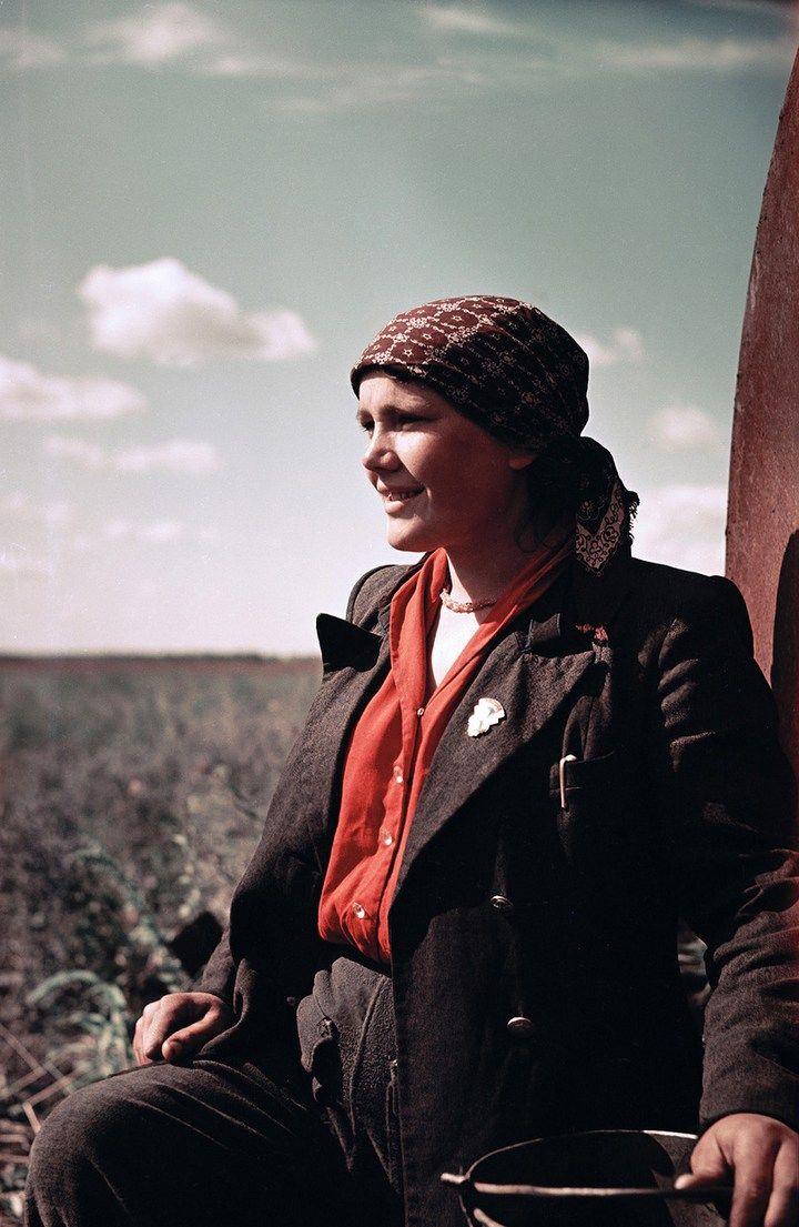Лица Советской эпохи на фотографиях Семена Осиповича Фридлянда (21)