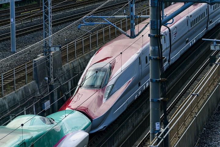 "Японское железнодорожное чудо ""Синкансен"" (21)"