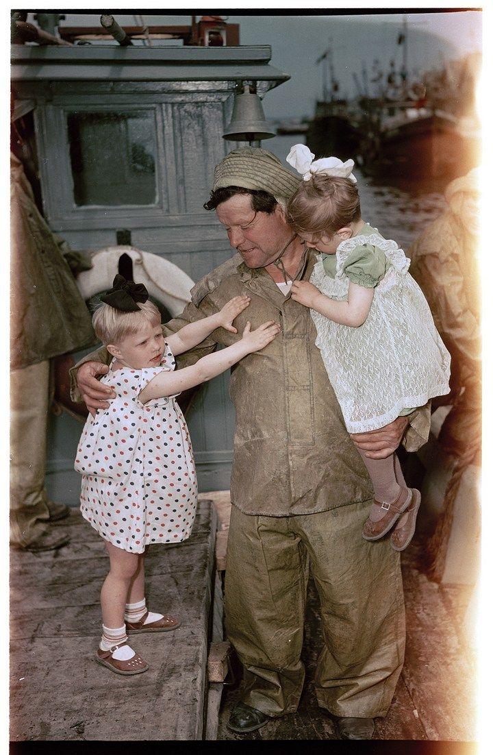 Лица Советской эпохи на фотографиях Семена Осиповича Фридлянда (22)