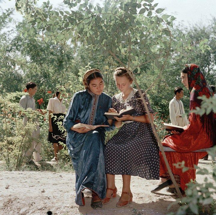 Лица Советской эпохи на фотографиях Семена Осиповича Фридлянда (23)