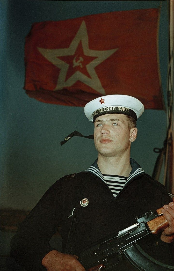 Лица Советской эпохи на фотографиях Семена Осиповича Фридлянда (25)
