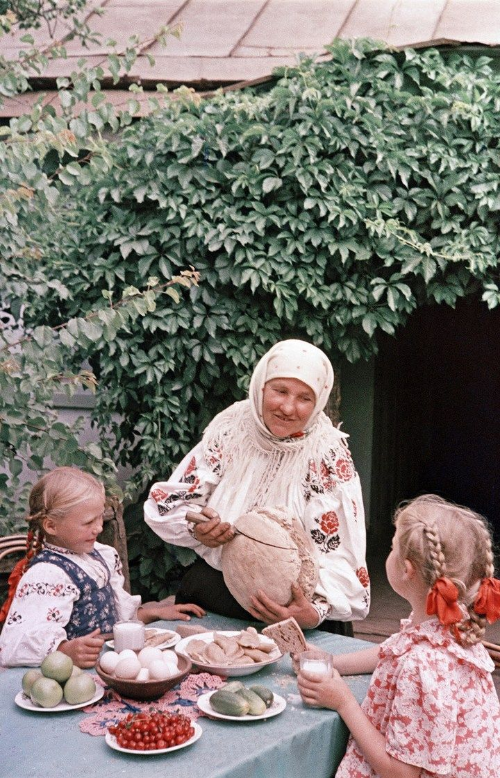 Лица Советской эпохи на фотографиях Семена Осиповича Фридлянда (27)