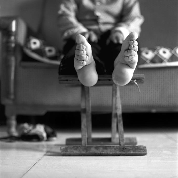Бинтование ног — жестокий обычай китайских женщин (6)