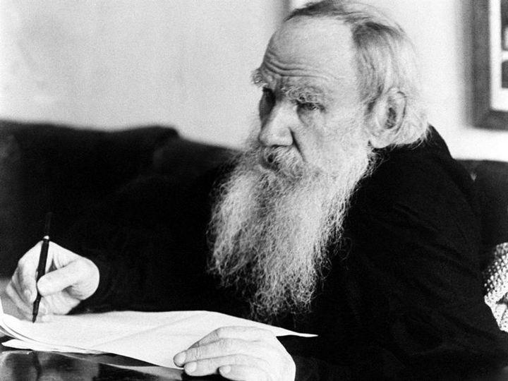 Лев Толстой — цитаты