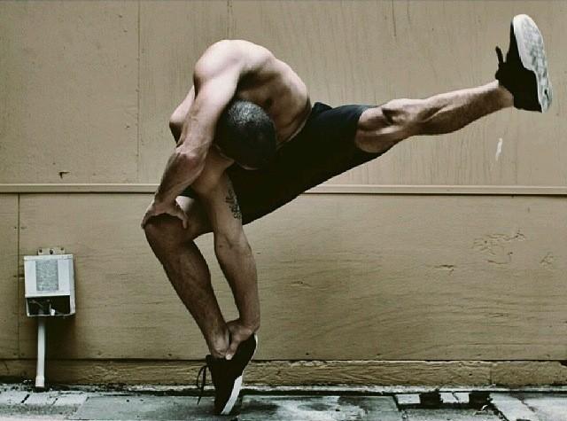"""Рауф Ясит — """"резиновые ноги"""" (5)"""