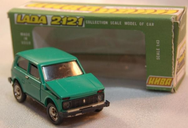 Коллекция советских моделек масштаба 1:43 (20)