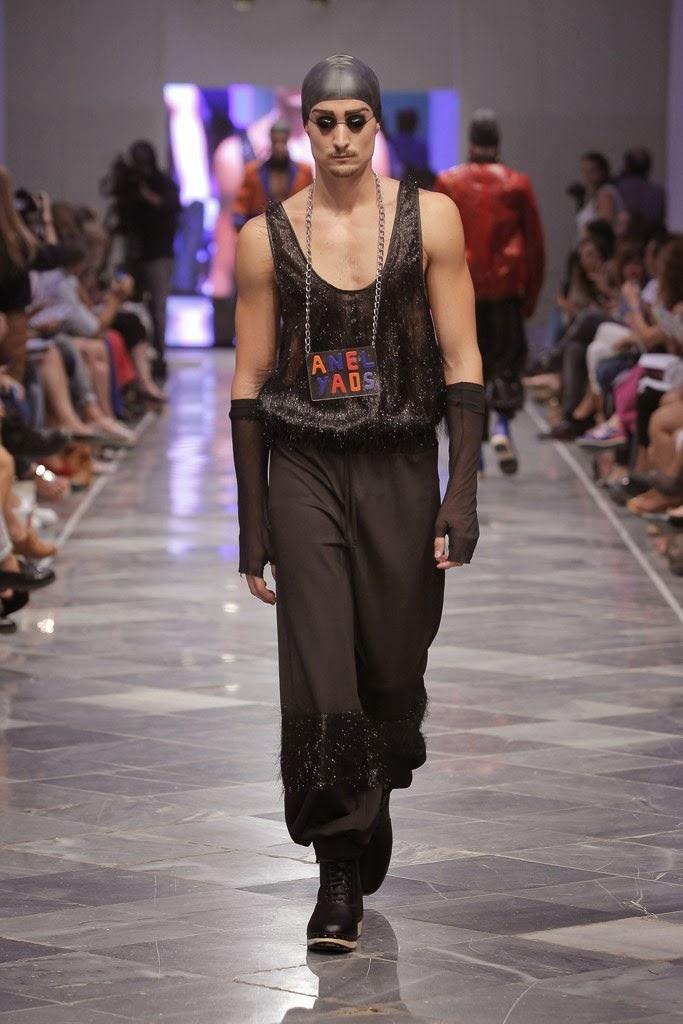 Мужская мода Anel Yaos SpringSummer 2015 (10)