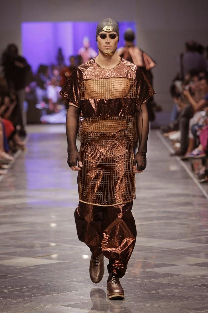Мужская мода Anel Yaos SpringSummer 2015 (7)