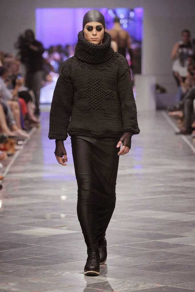 Мужская мода Anel Yaos SpringSummer 2015 (6)