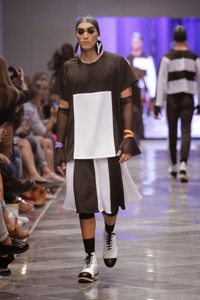 Мужская мода Anel Yaos SpringSummer 2015 (5)
