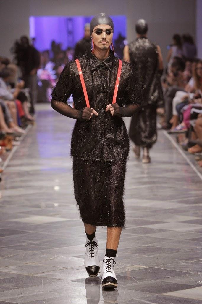 Мужская мода Anel Yaos SpringSummer 2015 (3)
