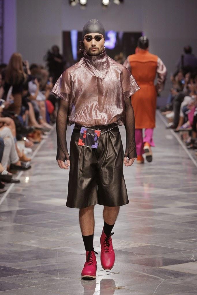 Мужская мода Anel Yaos SpringSummer 2015 (2)