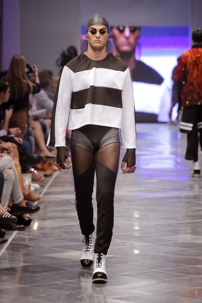 Мужская мода Anel Yaos SpringSummer 2015 (1)