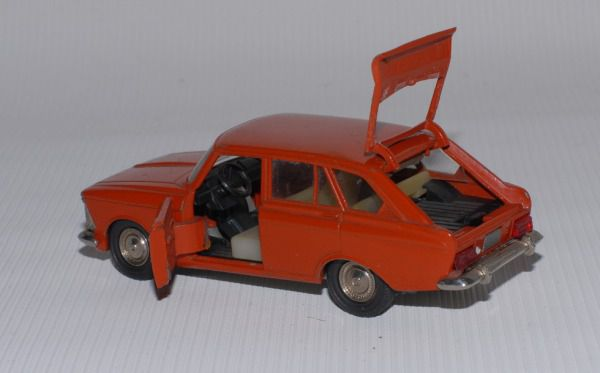 Коллекция советских моделек масштаба 1:43 (34)
