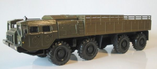 Коллекция советских моделек масштаба 1:43 (39)