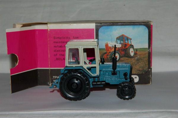 Коллекция советских моделек масштаба 1:43 (2)