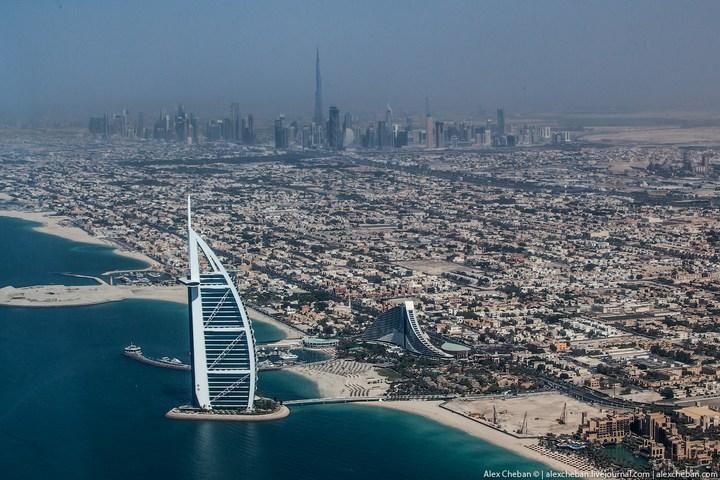 Самый дорогой гостиничный номер в семизвездочном отеле Burj Al Arab (50)