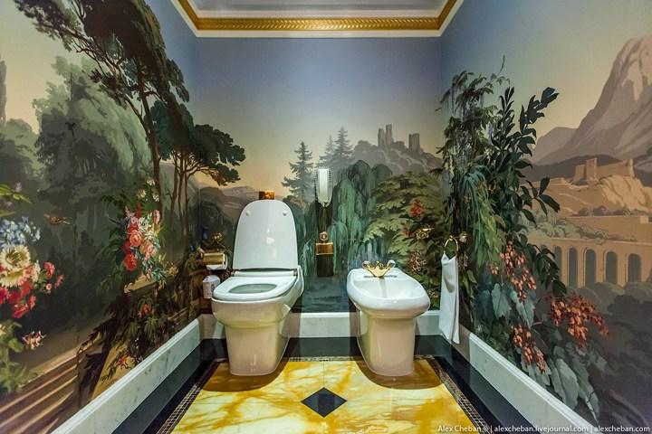 Самый дорогой гостиничный номер в семизвездочном отеле Burj Al Arab (37)
