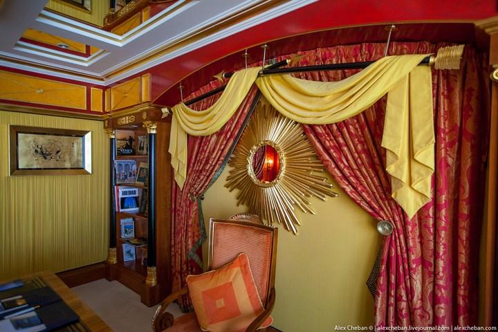 Самый дорогой гостиничный номер в семизвездочном отеле Burj Al Arab (4)