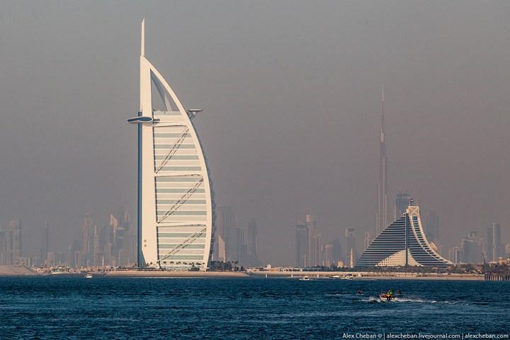 Самый дорогой гостиничный номер в семизвездочном отеле Burj Al Arab (1)