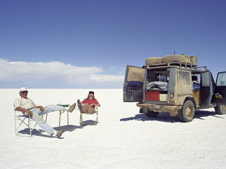 Путешествие на машине вокруг земли (74)