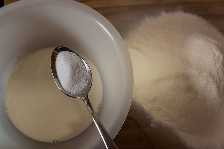 Как испечь узбекскую лепешку в обычной духовке? (3)