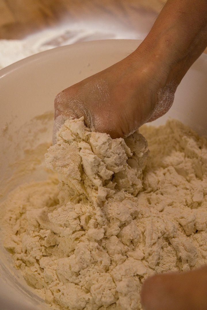 Как испечь узбекскую лепешку в обычной духовке? (6)