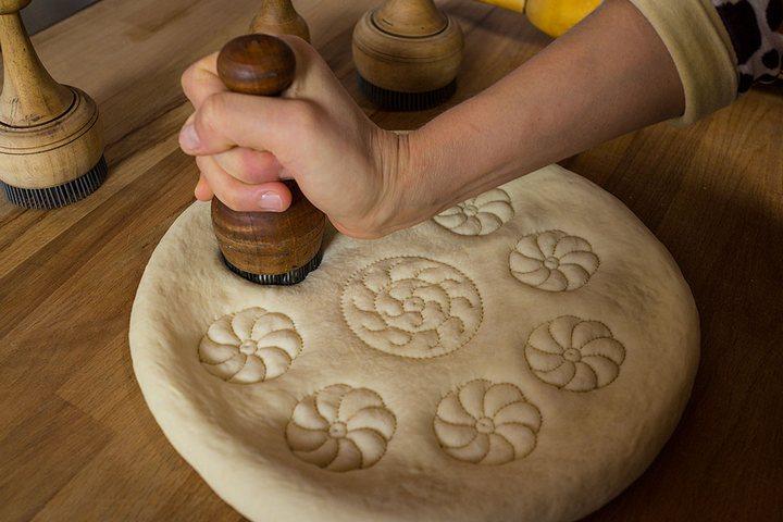 Как испечь узбекскую лепешку в обычной духовке? (20)