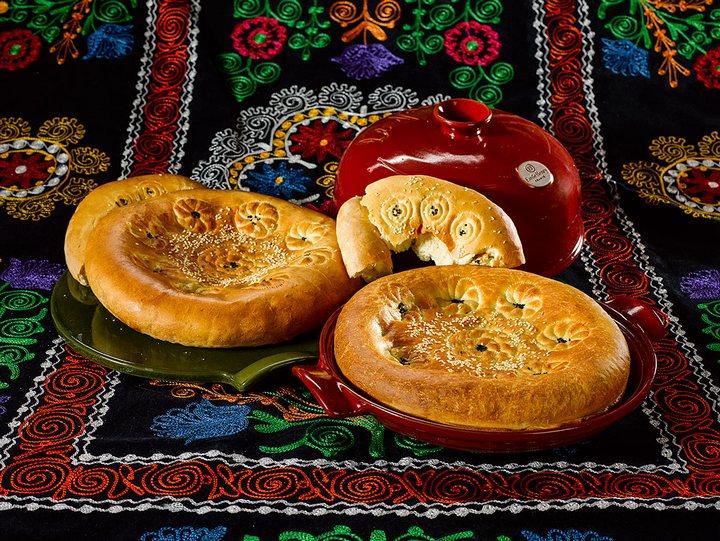 Как испечь узбекскую лепешку в обычной духовке? (35)