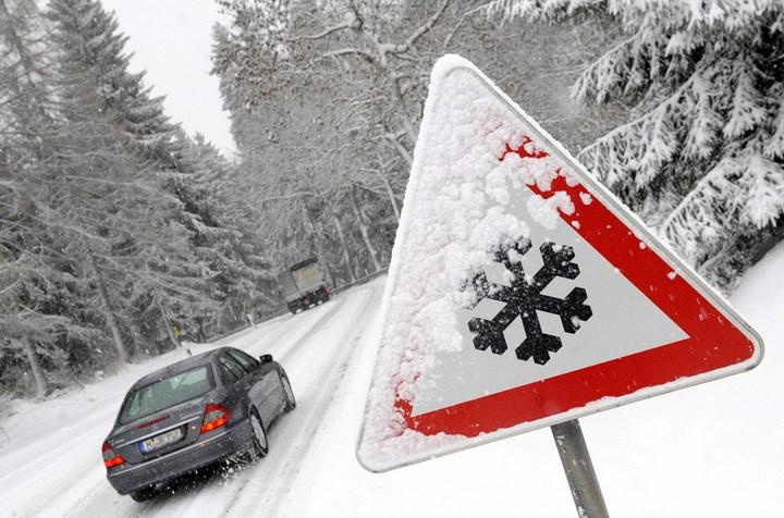 Правила вождения машины зимой (1)