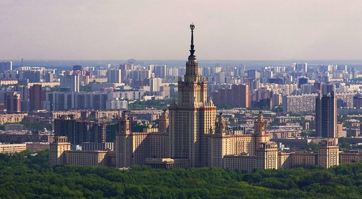 Мини-отпуск в Москве (1)