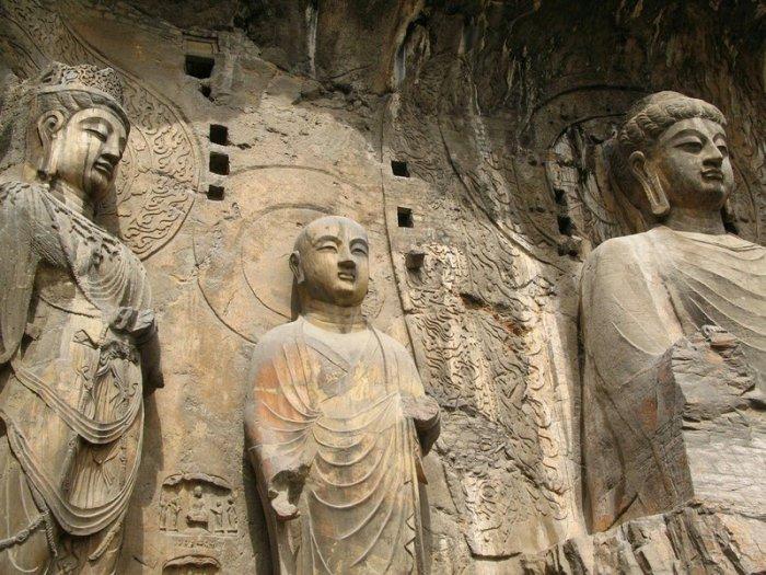 Лунмэнь – каменные пещеры у Драконовых ворот (6)