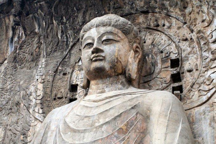 Лунмэнь – каменные пещеры у Драконовых ворот (7)