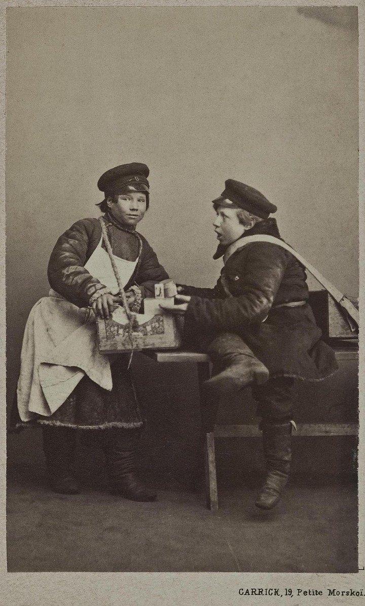 Царская Россия в лицах. 1860-1870-е (12)