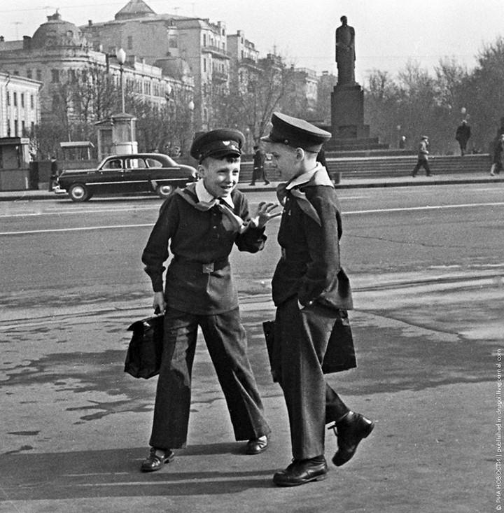 Лица советской эпохи. Дети... (11)