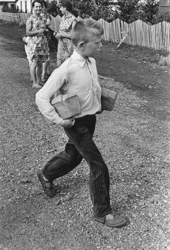 Лица советской эпохи. Дети... (18)