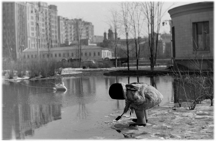 Лица советской эпохи. Дети... (21)