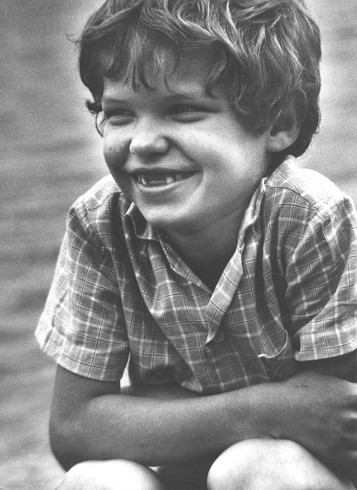 Лица советской эпохи. Дети... (22)