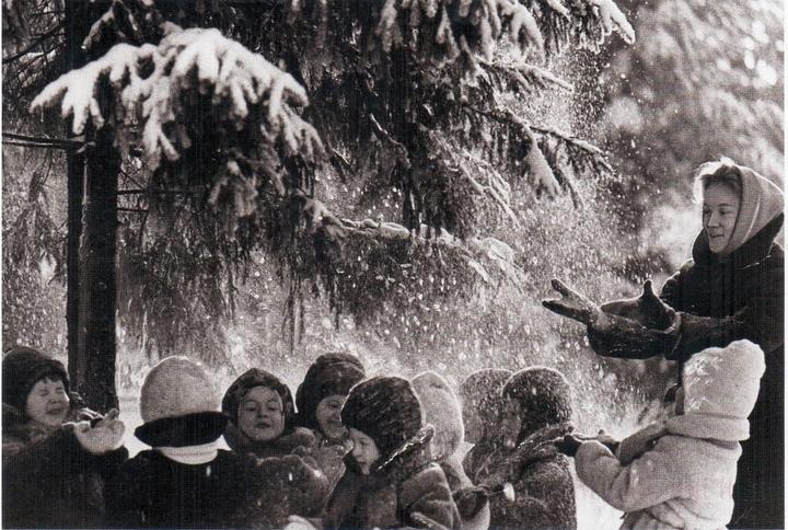 Лица советской эпохи. Дети... (30)
