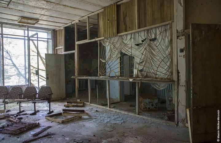 Мародёры Чернобыля (3)